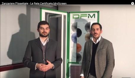 Rete Certificata IdroScreen
