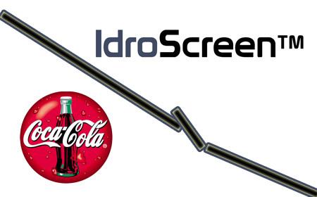 Cosa hanno in comune le zanzariere plissettate SqualoNet e la Coca Cola?