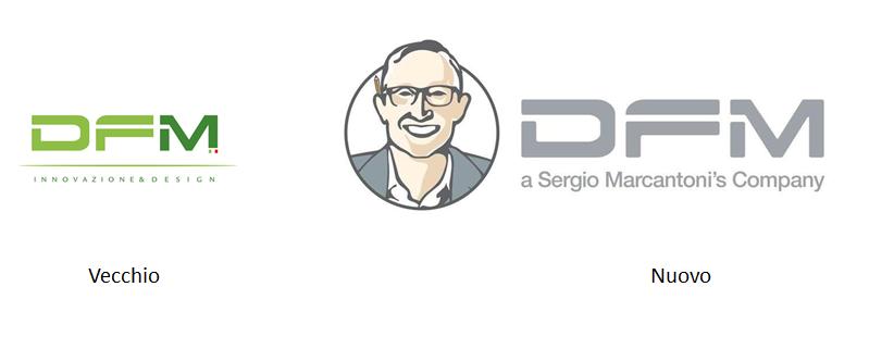 Ehi, hai già visto il nuovo marchio DFM?