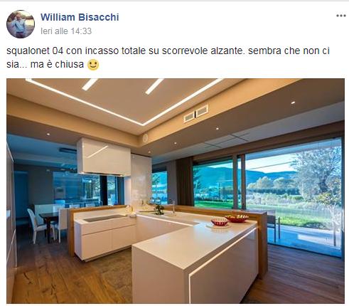 Recensione William Bisacchi